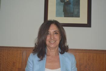 Foto de Dª. Ana María Gómez Diego
