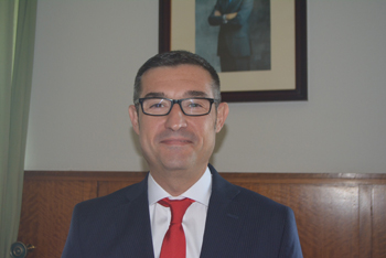 Foto de D. Fernando Muñoz Jiménez