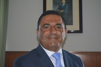 Foto de D. José Carlos Sánchez Blázquez