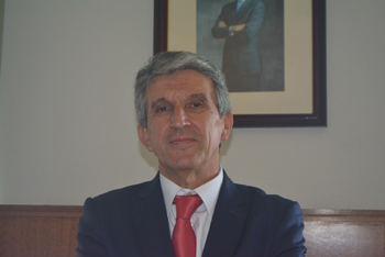 Foto de D. José Pablo Sabrido Fernández
