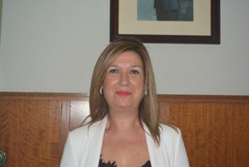 Foto de Dª. María Jesús Pérez Lozano