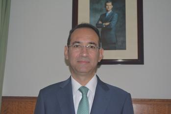Foto de D. Santiago García Aranda