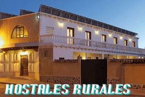 3 Hostales Rurales