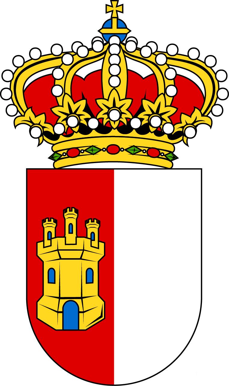 Escudo de la Junta de Comunidades de Castilla-La Mancha