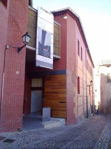 Fachada del Centro Cultural