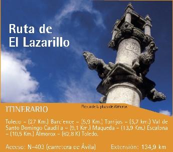 Imagen 1196 perteneciente a Ruta del Lazarillo