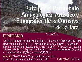 Imagen 1198 perteneciente a Ruta por el Patrimonio Arqueológico C. de la Jara