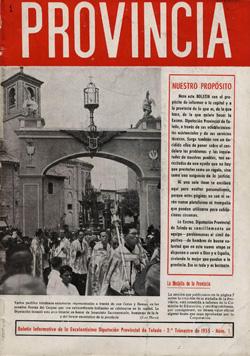 Cubierta del nº1 de 1955