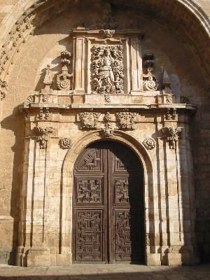 Parroquia S.Benito Abad. Yepes