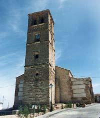 Iglesia de Erustes