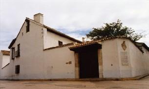 Casa de Cervantes-Esquivias