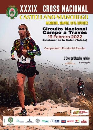 Cartel Cross Sonseca 2018