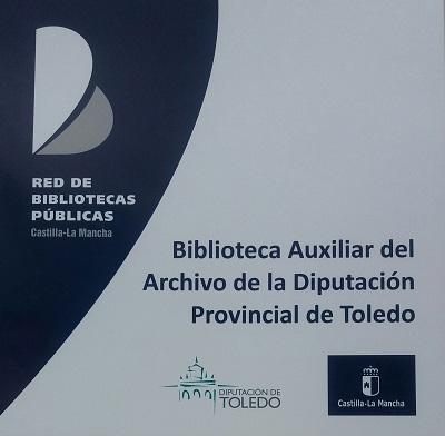 Logo red de bibliotecas JCCM
