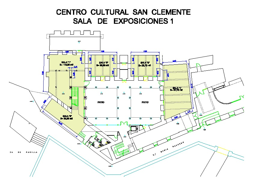 Sala de Exposiciones 1