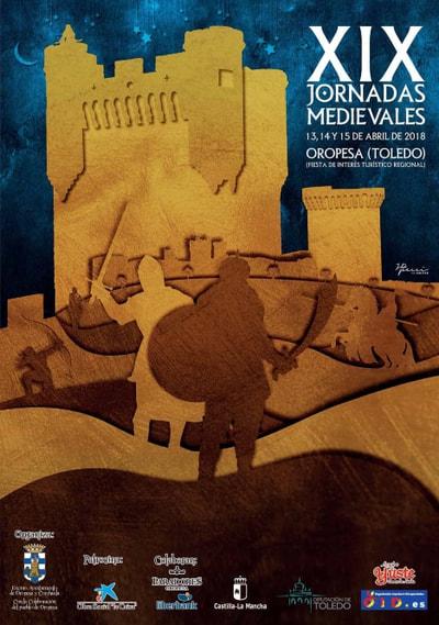 Jornadas Medievales Oropesa 2018