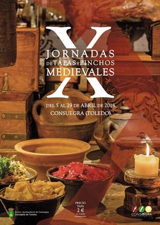 Tapas y Pinchos Medievales