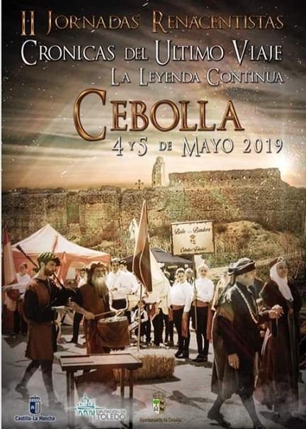 Jornadas Renacentistas en Cebolla