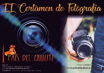 Certamen fotografía País Quijote