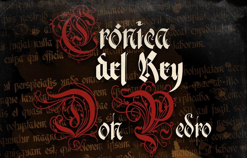 Crónicas del Rey Don Pedro