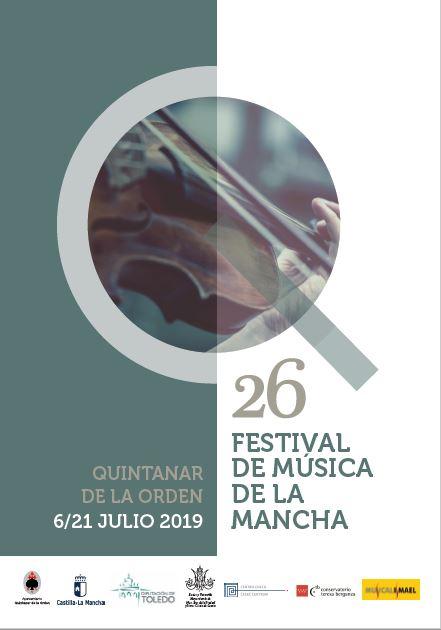 26 Festival Música de la Mancha