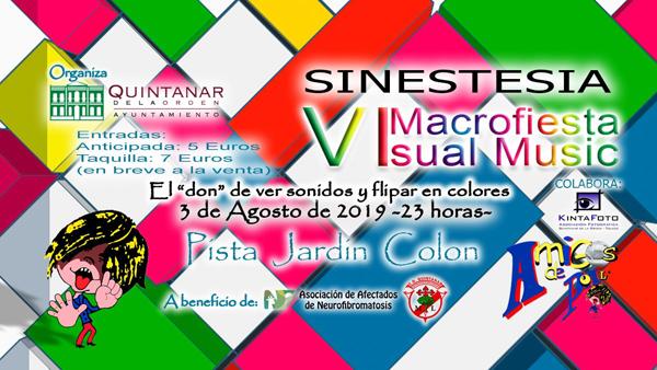 Sinestesia VI Macrofiesta