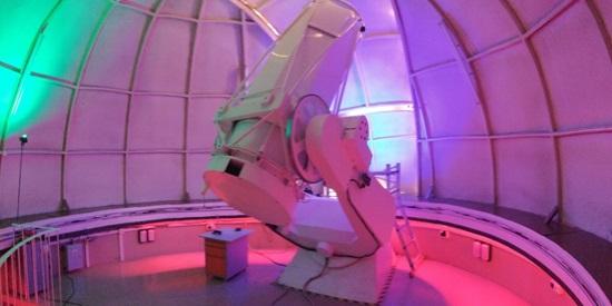 Telescopio robótico