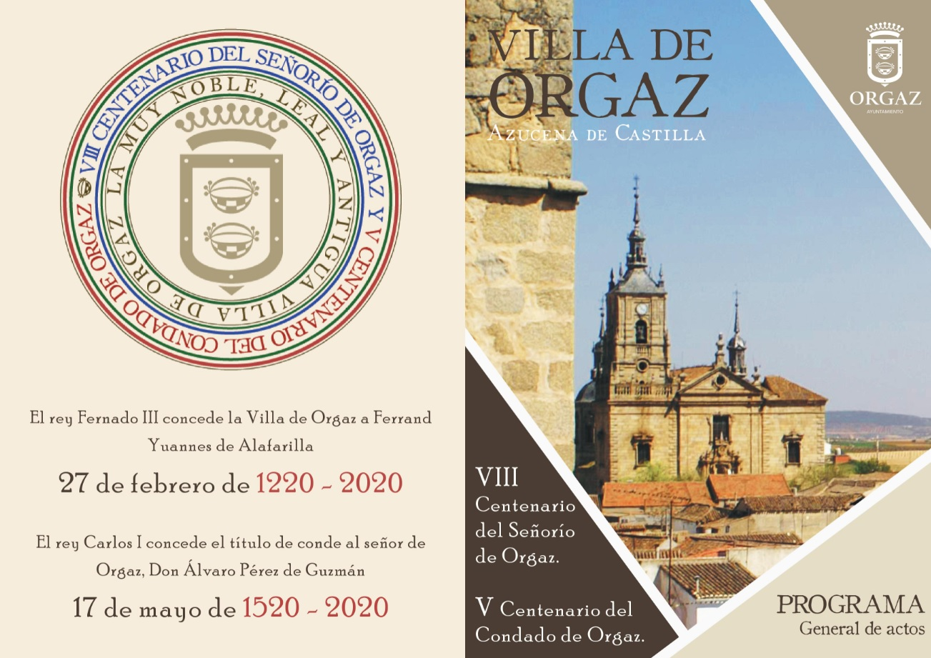 Centenarios Villa de Orgaz