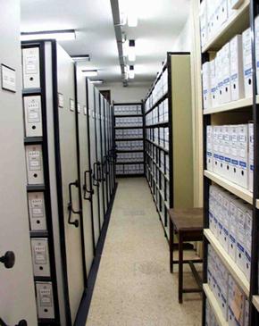 Depósito de documentación