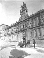 León. Convento de San Marcos