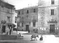 Toledo. Plaza de San Vicente