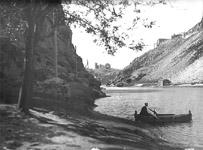 Toledo. La barca de pasaje