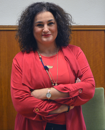 Cristina Cebas Gregorio - Diputada