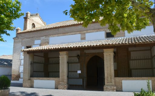 Iglesia parroquial de la Asunción, exterior