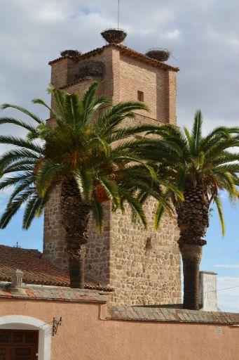 Iglesia parroquial de la Inmaculada Concepción, torre
