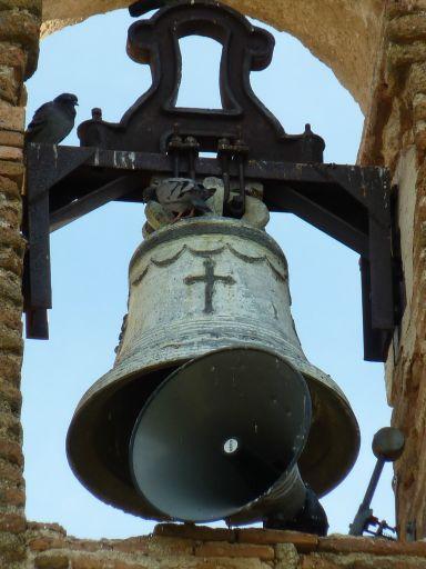 Iglesia parroquial de Santiago Apóstol, campana