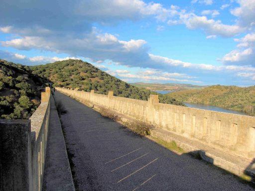 Ruta Verde de la Jara, vista desde el puente
