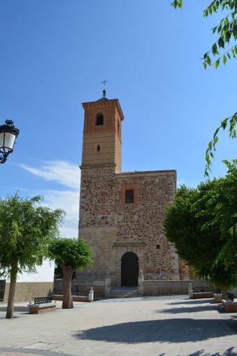 Iglesia parroquial de San Antonio Abad, fachada