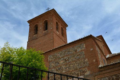 Iglesia parroquial de San Eugenio Mártir, torre