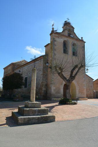Iglesia parroquial de Santiago Apóstol