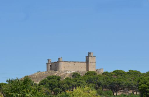 Castillo, panorámica