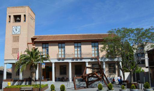 Ayuntamiento y plaza