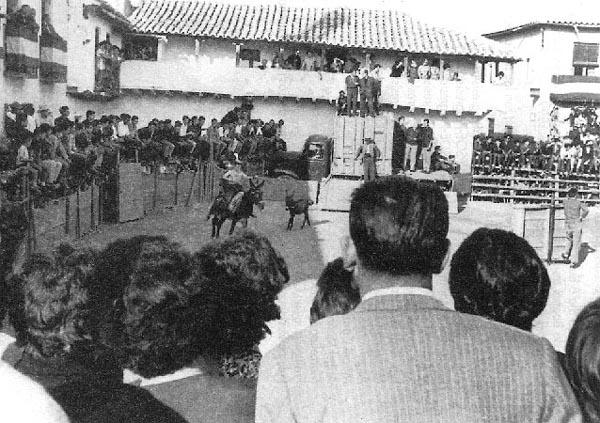 Plaza de toros antigua (1950)