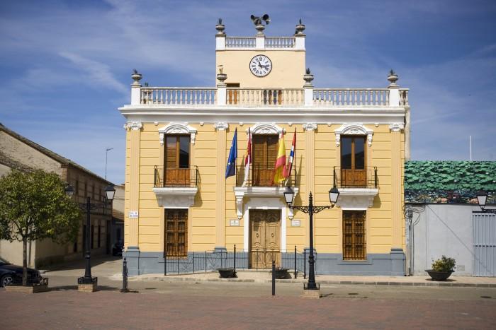 Ayuntamiento y Casa Curato