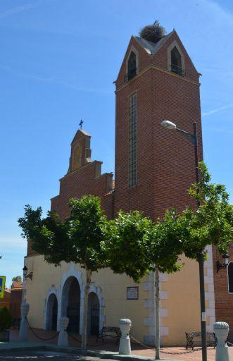 Iglesia parroquial de San Pedro Apóstol, torre