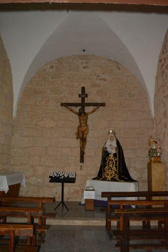 Iglesia parroquial de la Inmaculada Concepción, capilla