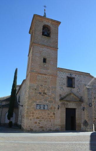 Iglesia de San Pedro Apóstol, torre