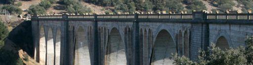 Puente de Silos sobre el Tajo