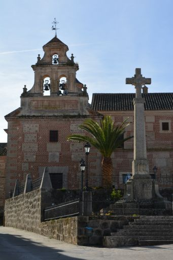 Convento de las Agustinas Recoletas, exterior detalle