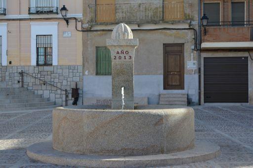 Fuente Plaza España