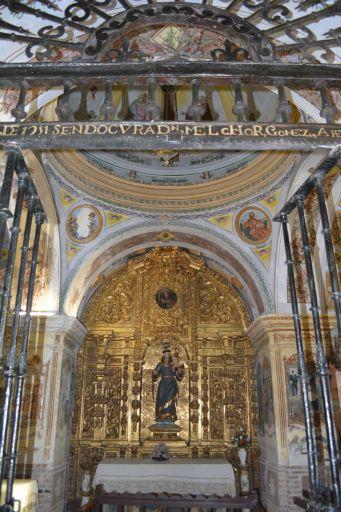 Iglesia parroquial de San Miguel Arcángel, capilla de San Antonio